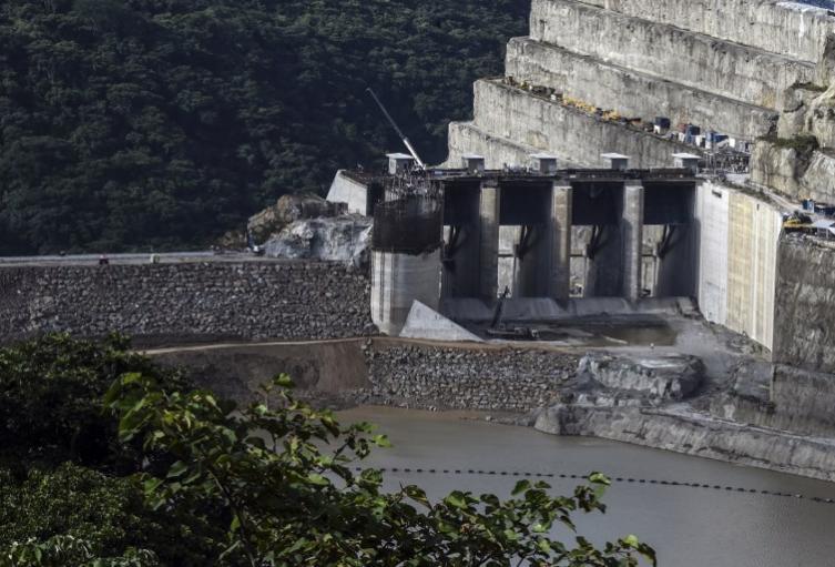 Represa de Hidroituango