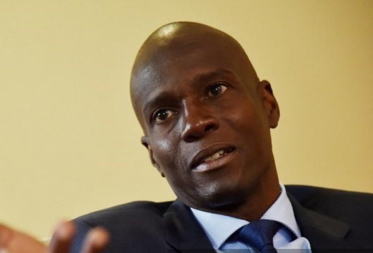 Presidente de Haiti Jovenel Moise