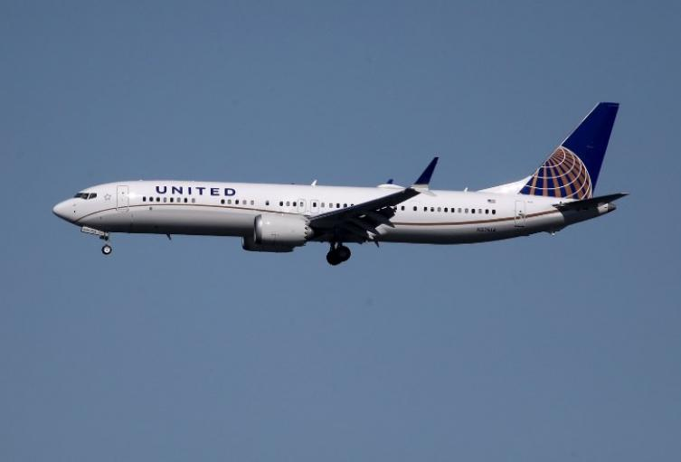 Boeing 737 Max 9 de United Airlines