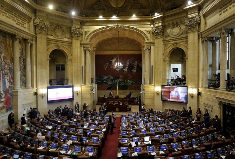 El Congreso de la República de Colombia