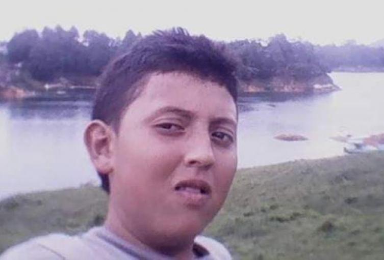 Menor de edad secuestrado en Bello, Antioquia