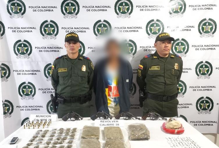 El capturado era buscado por varios homicidios cometidos en el suroeste del departamento