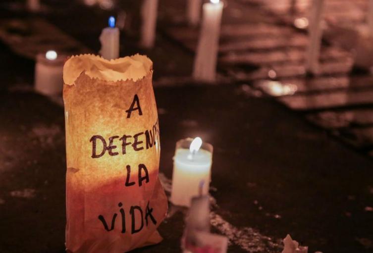 Este año, siete líderes y defensores de derechos humanos han sido asesinados en Antioquia.