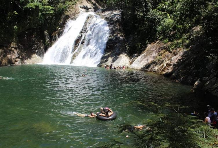 Río Dormilón, San Luis Antioquia.