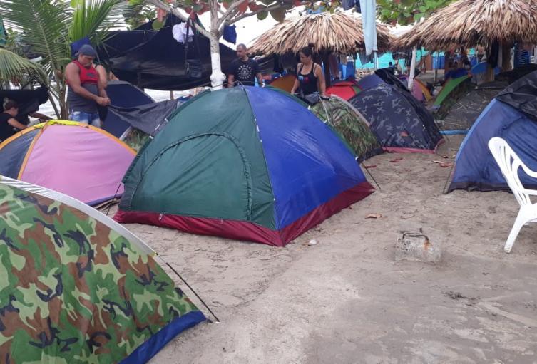 Migrantes Necoclí