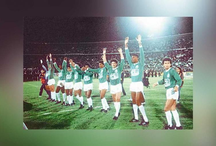 Atlético Nacional - Copa Libertadores 1989