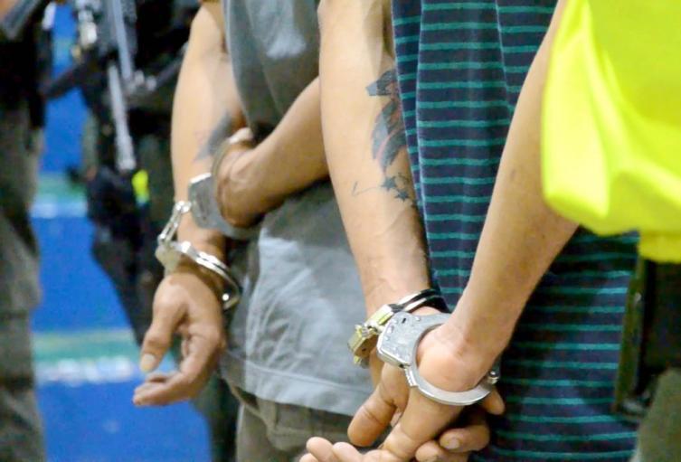 Operativo contra abusadores de menores en Antioquia.