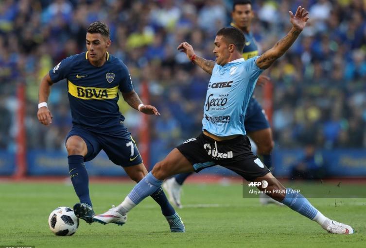 Adrián Arregui, nuevo jugador del DIM
