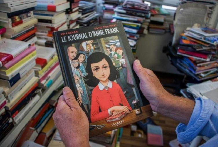 Anna Frank. Libro