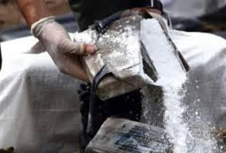 70% de la cocaína del mundo se produce en Colombia según la ONU.