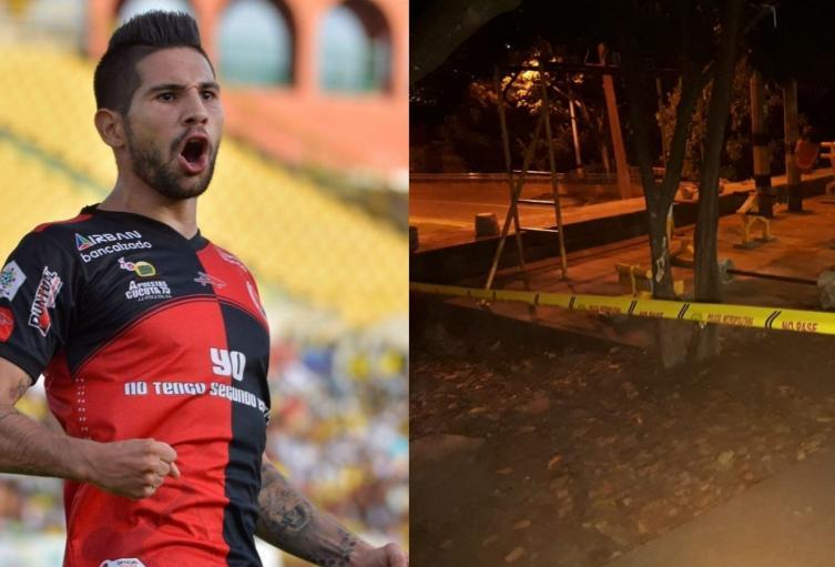 Asesinado en Medellín el hermano de Jonathan Agudelo, jugador del Cúcuta Deportivo.