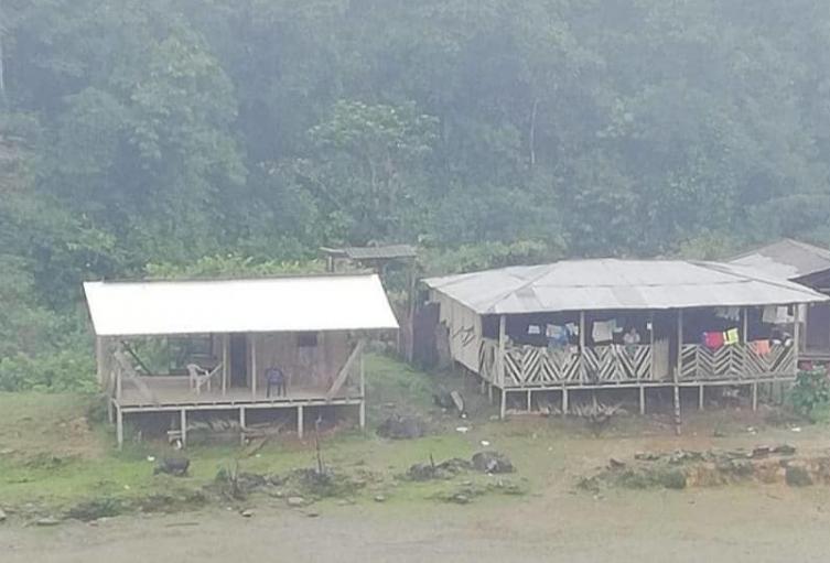 Asesinato de mujer indígena en Chocó.