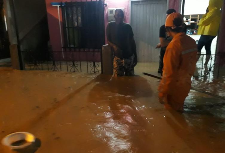 Inundaciones en Apartadó, Antioquia