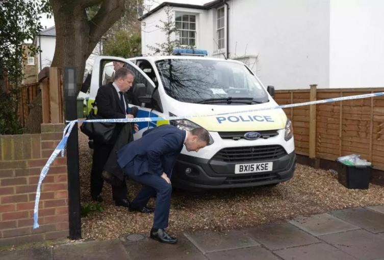 Asesinato en Londres