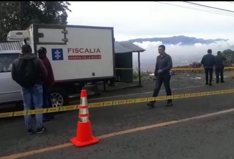 EL CTI de la Fiscalía asumió la investigación de los cuatro cuerpos embolsados