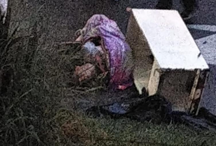 En una nevera y envuelto en cobijas fue hallado cadáver en Bello