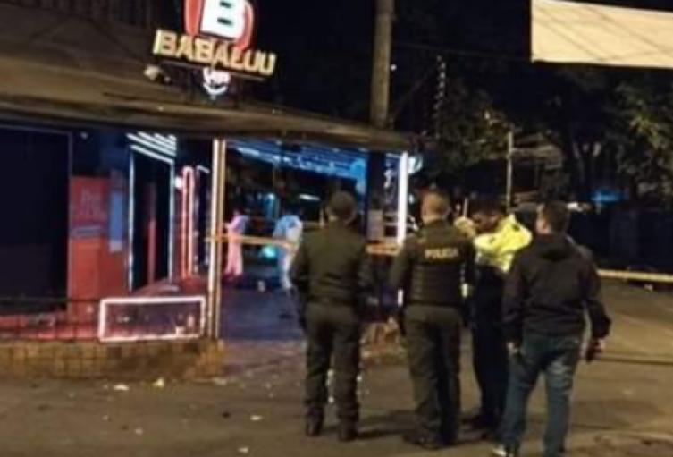 Asesinan a dos personas en el barrio Obrero de Bello
