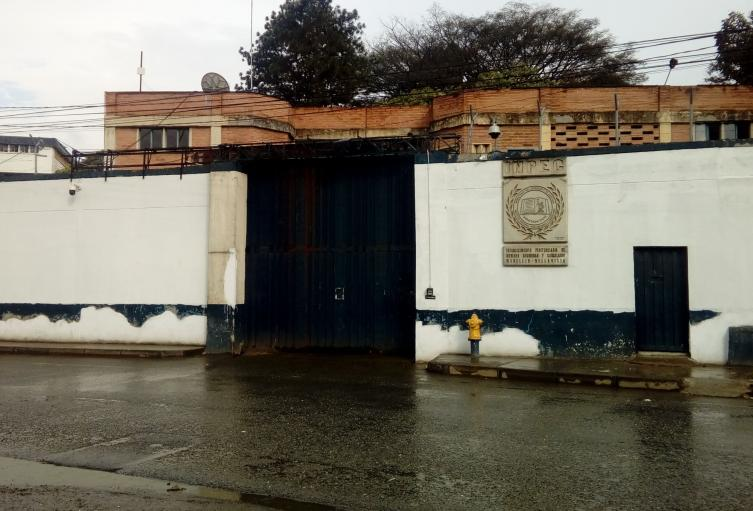 En la cárcel Bellavista también fueron capturadas otras seis personas por cobro de extorsiones