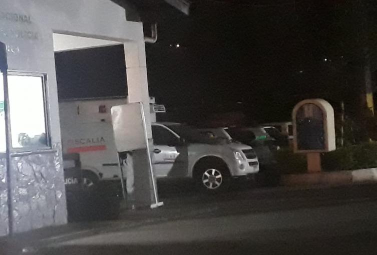Homicidio en la estación de policia de Castilla, Medellín