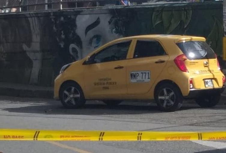 Un taxista resultó herido en un ataque sicarial en Castilla