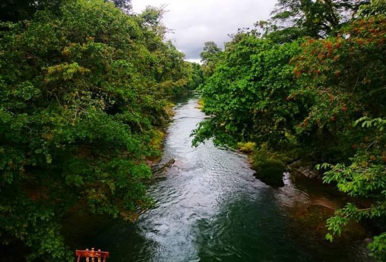 Río en Mutatá, Antioquia
