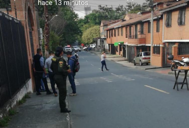 Ataque armado deja tres heridos en Bello