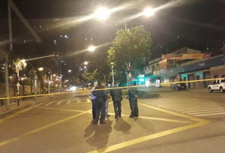 Policial dio muerte a presunto ladrón en Medellín