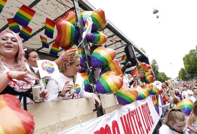 Comunidad LGBTI en Copenhague