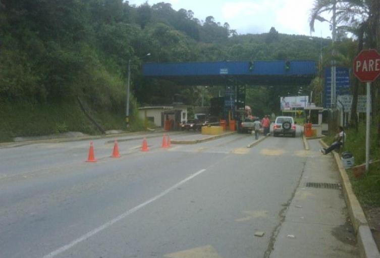 Peaje Amagá, Antioquia