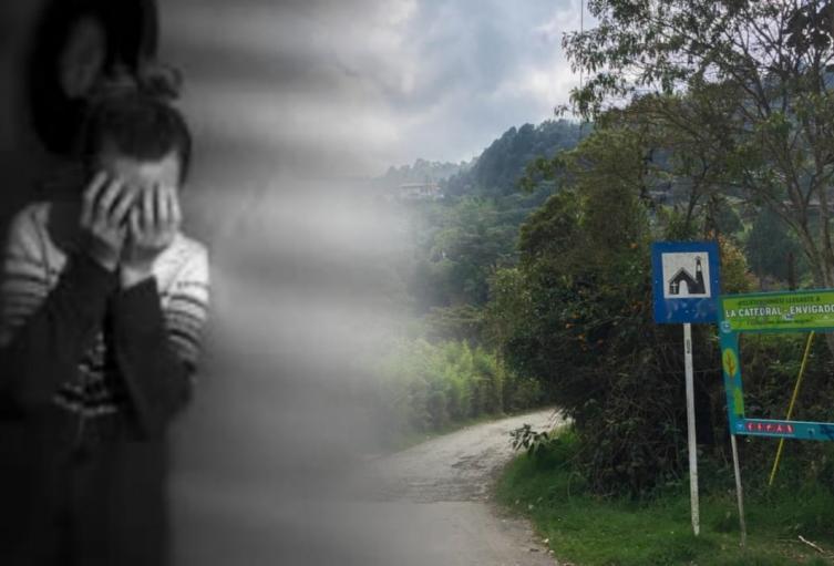 Una mujer fue abusada sexualmente en medio de una caminata de amigas en Envigado