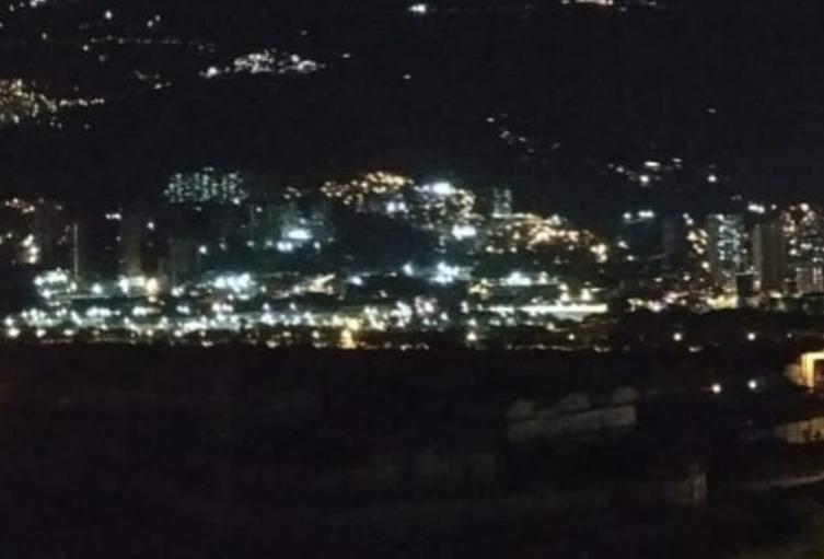La cárcel Bellavista de Bello está sin energía