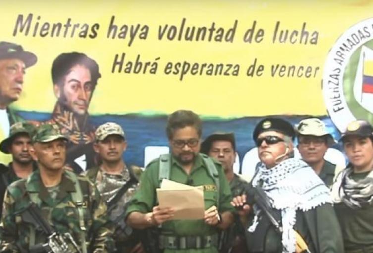 """Iván Marquez, Santrich y """"el paisa"""" anuncian que retoman las armas"""