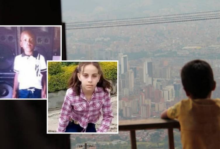 Dos niños asesinados en una semana en Medellín