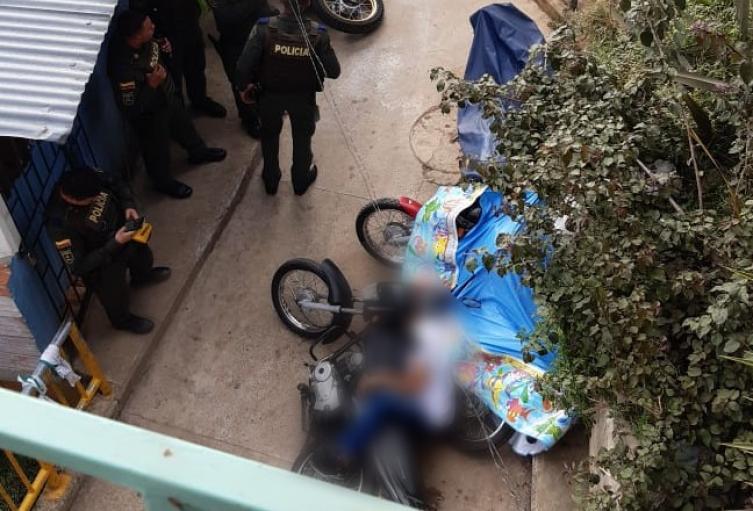 Racha criminal en Medellín dejó 6 personas muertas
