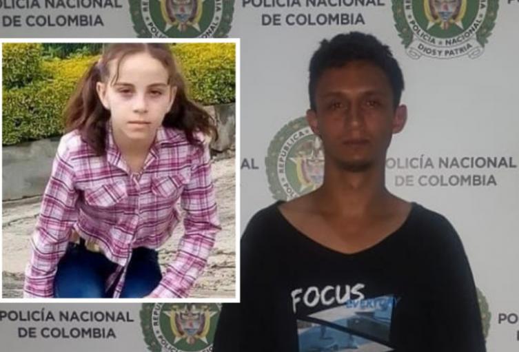 Un primo sería el autor del crimen de niña de 12 años en Medellín