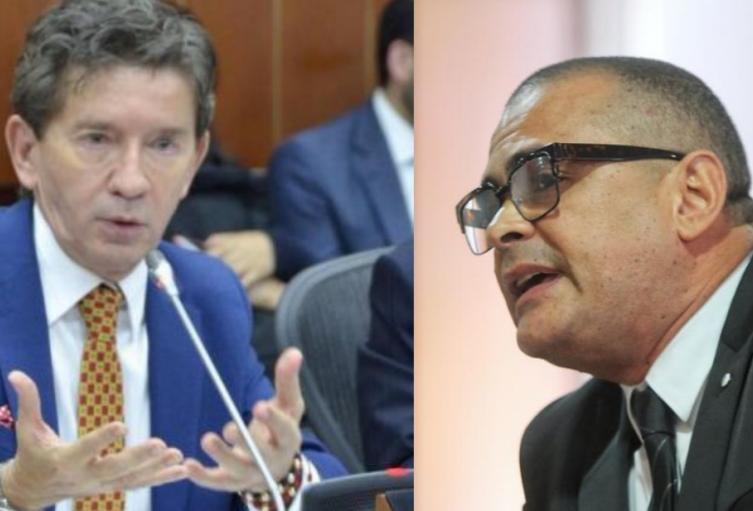 """Gobernador Luis Pérez pidió """"misericordia"""" en red de corrupción en la Contraloría"""