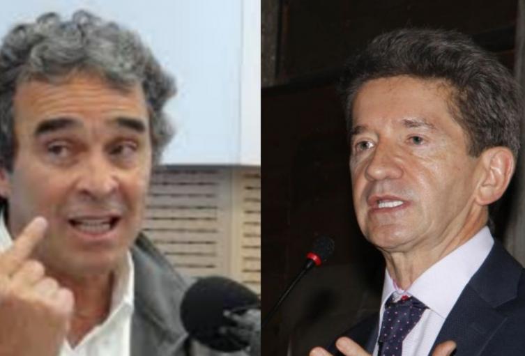"""Luis Pérez negó que sea el """"gobernador"""" al que se refería el contralor"""