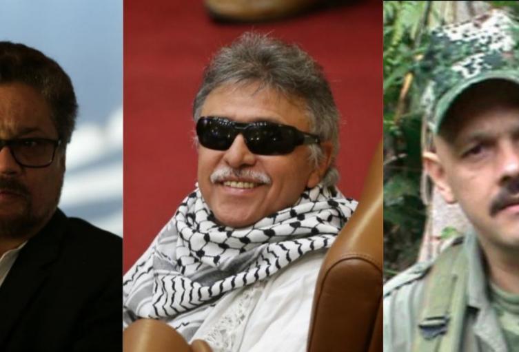 Duque anunció recompensa de $3.000 millones por Iván Márquez, Santrich y EL Paisa