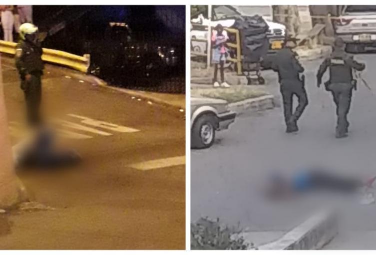 Asesinan a dos hombres en el barrio Robledo de Medellín