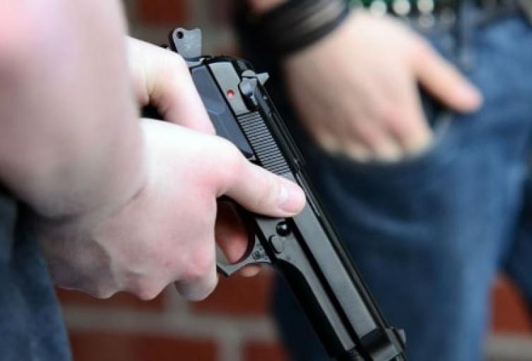 Escolta le pegó un tiro a un presunto ladrón que pretendía atracarlo en Bello