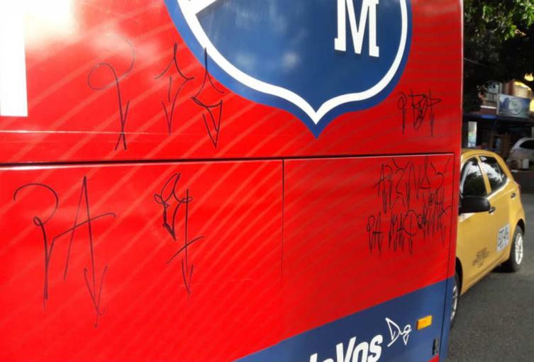 Bus Medellín