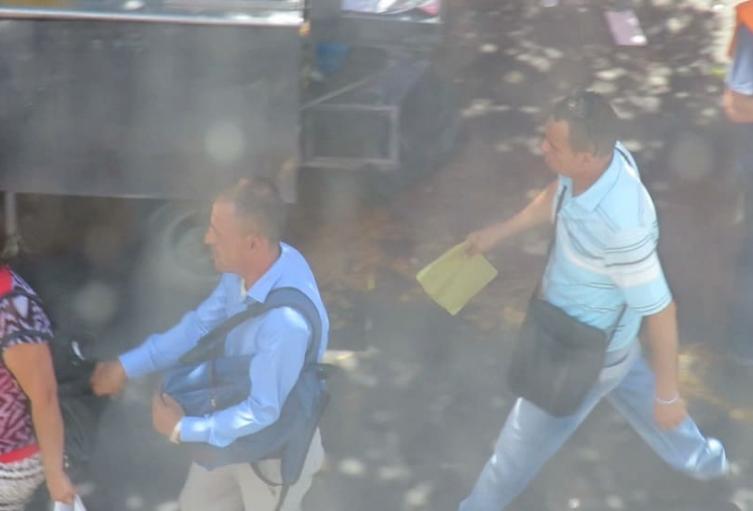 Cogieron a dos cosquilleros cuando robaban en el noroccidente de Medellín