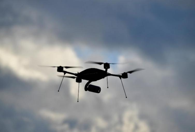 Cuatro drones vigilarán las comunas de Medellín