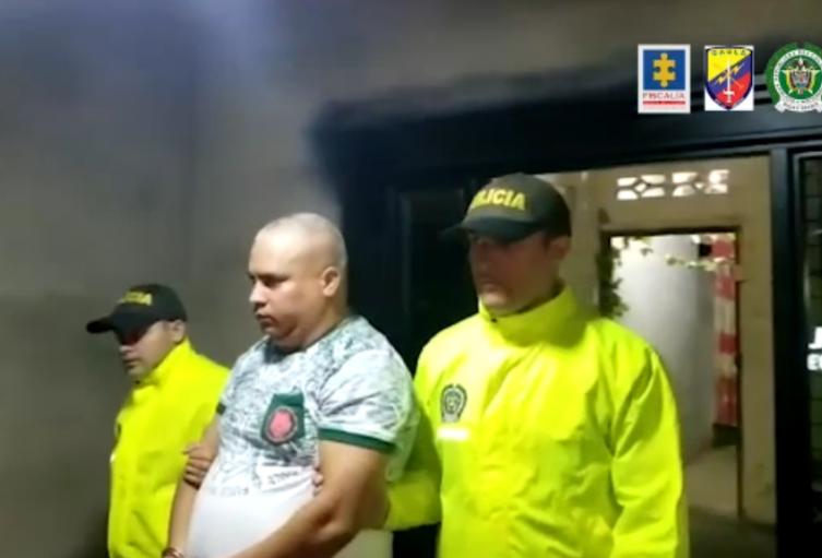 """Alias  """" el chavo"""", cabecilla del Clan del Golfo se fugo de un reclusorio de Medellín"""