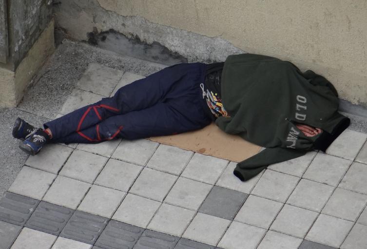 Asesinan habitante de calle en el centro de Medellín