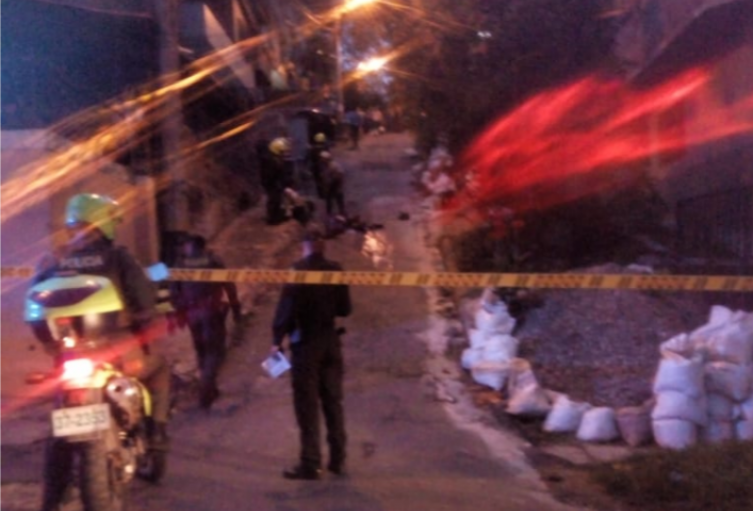 Policía investiga homicidio en el sur del Valle de Aburrá