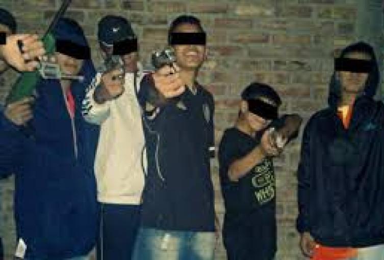 Tráfico de estupefacientes, homicidio y extorsión son los delitos más cometidos por estos jóvenes.