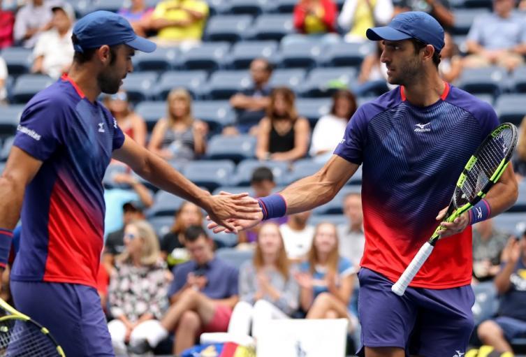 Juan Sebastián Cabal y Robert Farah - US Open