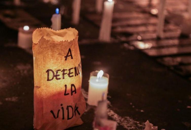 En Antioquia, el año anterior fueron asesinados 31 líderes sociales.
