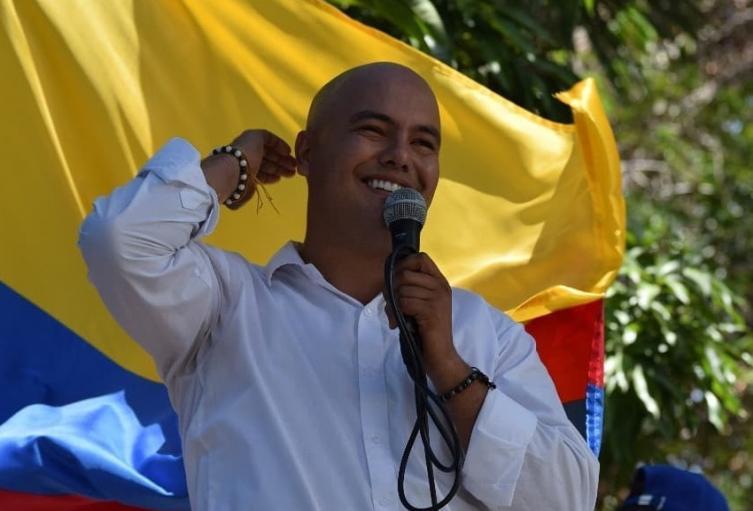 Daniel Ricardo García, alcalde electo de Valle de San Juan.